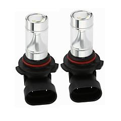 Недорогие Фары для мотоциклов-SENCART 2 9006 Автомобиль Мотоцикл Лампы 30W W Интегрированный LED 1200lm lm 6 Светодиодные лампы Внешние осветительные приборы For