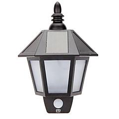 abordables Aplique para Exterior-YWXLIGHT® 1pc 3 W Luces solares LED Impermeable / Decorativa / Control de luz Blanco Cálido / Blanco 3.7 V Iluminación Exterior 1 Cuentas LED