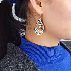 Drop Earrings - Drop Fashion Brown For Daily Date