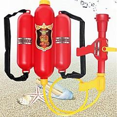 abordables Juguetes de agua-Kids Fire Backpack Pressure Aspersores Interacción padre-hijo Carcasa de plástico Todo Regalo 1pcs