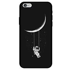 お買い得  iPhone 5S/SE ケース-ケースfor Apple iphone x xs xsmax iphone 8パターンバックカバー風景ソフトtpu iphone x iphone 8 plus iphone 8 iphone 7 plus iphone 7 iphone 6s
