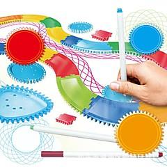 abordables Juguetes Dibujo-Juguete para dibujar Todoterreno De moda Pintura Alivia ADD, ADHD, Ansiedad, Autismo Interacción padre-hijo Exquisito Clásico Plástico