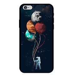 billige Etuier til iPhone 6s-Etui Til Apple iPhone X iPhone 8 Mønster Bagcover Ballon Blødt TPU for iPhone X iPhone 8 Plus iPhone 8 iPhone 7 Plus iPhone 7 iPhone 6s