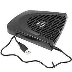 preiswerte Xbox 360 Zubehör-XBOX360 Mit Kabel Ventilatoren Für Xbox 360,PVC ABS Ventilatoren Tragbar USB 2.0 32cm