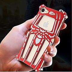 Недорогие Кейсы для iPhone 7 Plus-Кейс для Назначение Apple iPhone 8 / iPhone 8 Plus Защита от удара / броня Кейс на заднюю панель броня Твердый Металл для iPhone 8 Pluss / iPhone 8 / iPhone 7 Plus