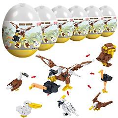 olcso -Építőkockák 243pcs Körkörös Állatok Igračke Játékok Ajándék