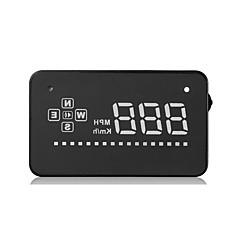 Недорогие Камеры заднего вида для авто-A2 3.5inch индикатор LED индикатор Многофункциональный дисплей Автоматическое конфигурирование для Грузовик Автобус Автомобиль Дисплей KM