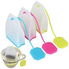ieftine -Silicon Drăguț / Bucătărie Gadget creativ sac 1 buc Cafea si ceai / Strecurătoare Ceai