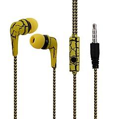 billiga Headsets och hörlurar-3B01LS21A I öra Kabel Hörlurar Dynamisk PVC (polyvinylklorid) Sport & Fitness Hörlur headset