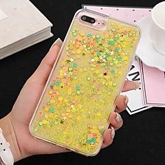 Недорогие Кейсы для iPhone 7-Кейс для Назначение Apple iPhone X iPhone 8 Защита от удара Сияние и блеск Кейс на заднюю панель Сияние и блеск Твердый ПК для iPhone X