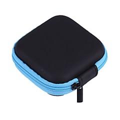 preiswerte Headsets und Kopfhörer-Taschen, Koffer und Hüllen Verbundmaterial Blau Orange Rosa Purpur Gelb 1pcs
