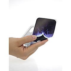 Недорогие Кейсы для iPhone 6-Кейс для Назначение Apple iPhone X / iPhone 7 Ультратонкий / С узором / Милый Кейс на заднюю панель Животное Мягкий ТПУ для iPhone X /