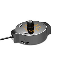 Недорогие Bluetooth гарнитуры для авто-Q8S V2.1 Комплект громкой связи Универсальная Bluetooth универсальный