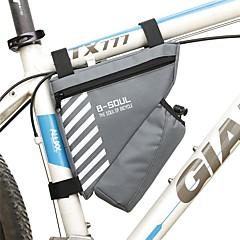olcso Kerékpár táskák-1.8 L Váztáska / Háromszögkeretes táska Érintőképernyő Kerékpáros táska Terylene Kerékpáros táska Kerékpáros táska Kerékpározás / Kerékpár