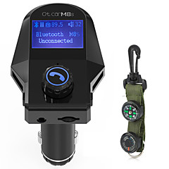 Недорогие Bluetooth гарнитуры для авто-Автомобиль Грузовик V3.0 Комплект громкой связи Автомобильная гарнитура