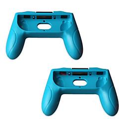 Недорогие Аксессуары для Nintendo Switch-SWITCH Беспроводное Игровой контроллер Назначение Nintendo Переключатель ,  Игровой контроллер ABS 2 pcs Ед. изм