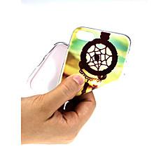 Недорогие Кейсы для iPhone 6-Кейс для Назначение Apple iPhone X / iPhone 7 Ультратонкий / С узором / Милый Кейс на заднюю панель Пейзаж Мягкий ТПУ для iPhone X /