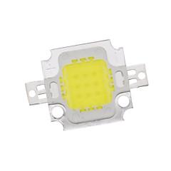 abordables LED e Iluminación-10w 800-900lm de alta potencia integrado 4500k chip blanco natural (9-12v)