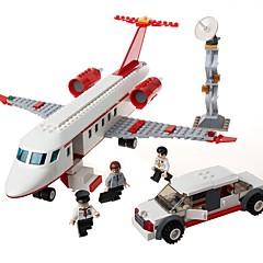 ieftine -GUDI Lego 334 pcs Aeronavă Stres și anxietate relief / Interacțiunea părinte-copil Avion Cadou
