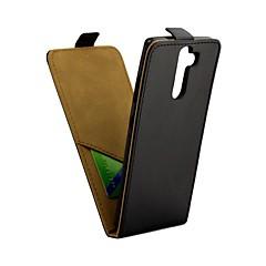 Недорогие Чехлы и кейсы для Nokia-Кейс для Назначение Nokia 8 Sirocco Бумажник для карт / Флип Чехол Однотонный Твердый Кожа PU для 8 Sirocco