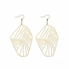 preiswerte Ohrringe-Damen Tropfen-Ohrringe Kreolen - Erklärung, Gothic Gold / Silber Für Valentinstag Bar