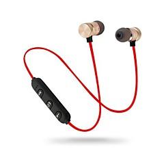 preiswerte Headsets und Kopfhörer-EARBUD Kabellos Kopfhörer Kopfhörer Metalschale Handy Kopfhörer Mit Mikrofon / Mit Lautstärkeregelung Headset