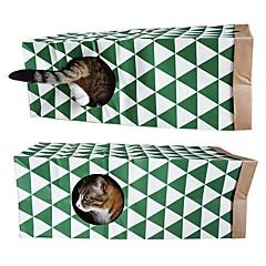 お買い得  猫用おもちゃ-ぬいぐるみ ペットフレンドリー / 取り付けやすい / 減圧玩具 レザーレット 用途 猫用