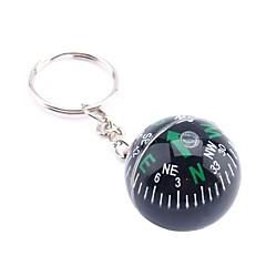 Недорогие Брелоки-28мм шаровой компас брелок для жидкостей заполненный компас навигатор турист для походов кемпинг путешествие наружная выживание
