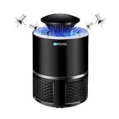 お買い得  LED アイデアライト-BRELONG® 1個 LEDヘッドライト付き LEDナイトライト ブルー USB ベッドサイド / 昆虫モスキートフライキラー / 防蚊 5 V