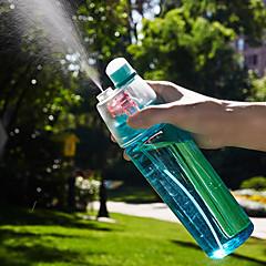 abordables Botellas de Agua-Vasos Plásticos Vajilla de Uso Habitual / Novedad en Vajillas / Tazas de Té Portátil / Don novio / Regalo novia 1 pcs