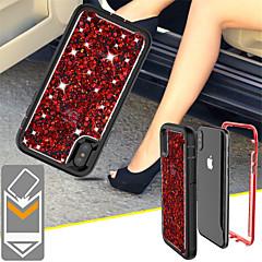Недорогие Кейсы для iPhone-Кейс для Назначение Apple iPhone X / iPhone 8 Рельефный / С узором Кейс на заднюю панель Цветы Мягкий Силикон для iPhone X / iPhone 8 Pluss / iPhone 8