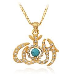 preiswerte Halsketten-Damen Lang Anhängerketten - Modisch Gold 55 cm Modische Halsketten Schmuck 1pc Für Geschenk, Alltag