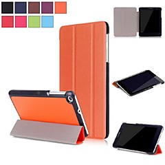 cheap Cases / Covers for Huawei-Case For Huawei MediaPad T2 7.0 / MediaPad T1 7.0 with Stand / Magnetic Full Body Cases Solid Colored Hard PU Leather for Huawei MediaPad T2 7.0 / Huawei MediaPad T1 7.0
