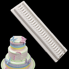 お買い得  ベイキング用品&ガジェット-ベークツール シリコーンゲル 3D / クリエイティブキッチンガジェット / DIY 調理器具のための ケーキ型 1個