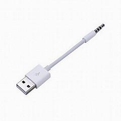 abordables Cables y Adaptadores-USB 3.0 - Audio jack de 3.5mm Macho - Macho 0,1 m (0,3 pies)