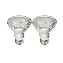 お買い得  LED 電球-EXUP® 2pcs 7 W 630 lm E26 / E27 LEDスポットライト 7 LEDビーズ SMD 3030 防水 温白色 / クールホワイト / ナチュラルホワイト 85-265 V
