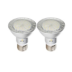 preiswerte LED-Birnen-EXUP® 2pcs 7 W 630 lm E26 / E27 LED Spot Lampen 7 LED-Perlen SMD 3030 Wasserfest Warmes Weiß / Kühles Weiß / Natürliches Weiß 85-265 V