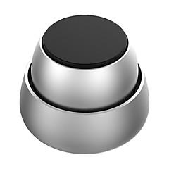 abordables Soportes y Montajes para Teléfono-Coche Soporte para soporte de montaje Salpicadero Tipo magnético / Nuevo diseño / Rotación de 360 ° Caucho / Metal / ABS Titular