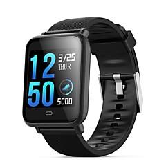 abordables Tech & Gadgets-q9 impermeable reloj deportivo inteligente para android ios bluetooth monitor de frecuencia cardíaca medición de presión arterial pantalla táctil calorías quemadas ejercicio registro temporizador cron