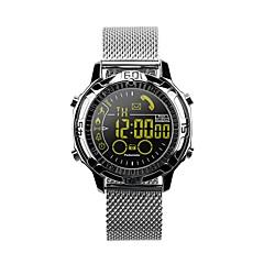 abordables Relojes Inteligentes-Reloj elegante EX28A para Android iOS Bluetooth Impermeable Standby Largo Itinerario de Ejercicios Distancia de Monitoreo Información Reloj Cronómetro Podómetro Recordatorio de Llamadas Recordatorio