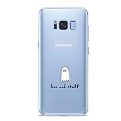 abordables Galaxy S6 Carcasas / Fundas-Funda Para Samsung Galaxy S9 Plus / S9 Diseños Funda Trasera Caricatura Suave TPU para S9 / S9 Plus / S8 Plus