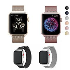 levne Apple Watch příslušenství-Watch kapela pro Apple Watch Series 4/3/2/1 Apple Milánská smyčka Nerez Poutko na zápěstí
