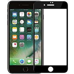 Недорогие Защитные пленки для iPhone 7-Защитная плёнка для экрана для Apple iPhone 7 Закаленное стекло 1 ед. Защитная пленка на всё устройство HD / Уровень защиты 9H / Взрывозащищенный
