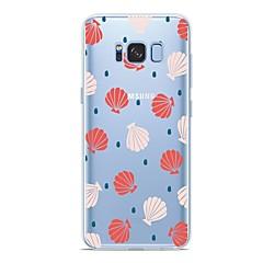 abordables Galaxy S6 Carcasas / Fundas-Funda Para Samsung Galaxy S9 Plus / S9 Diseños Funda Trasera Azulejo Suave TPU para S9 / S9 Plus / S8 Plus