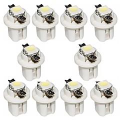 お買い得  カーアクセサリー-10個 車載 電球 0.2 W SMD 5050 15 lm 2 LED ウィンカー 用途 ユニバーサル ユニバーサル / KX5 ユニバーサル