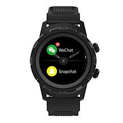 abordables Relojes Inteligentes-KING WEAR YY-P01 Pulsera inteligente Android iOS Bluetooth Impermeable Monitor de Pulso Cardiaco Pantalla Táctil Calorías Quemadas Standby Largo Podómetro Recordatorio de Llamadas Seguimiento de