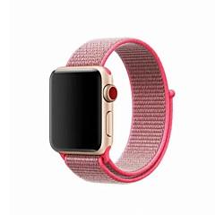 preiswerte Herrenuhren-Nylon Uhrenarmband Gurt für Apple Watch Series 3 / 2 / 1 Blau / Grün / Grau 23cm / 9 Zoll 2.1cm / 0.83 Inch
