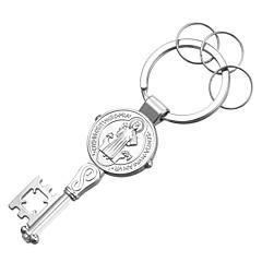 preiswerte Schlüsselanhänger-Schlüsselanhänger Gold / Silber Kupfer, vergoldet Klassisch Für Geschenk / Alltag