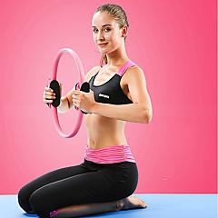 abordables Accesorios para Fitness-Anillo Pilates Con 40 cm Diámetro Resina de EVA / NBR / Fibra antideslizante, Espesamiento, Duradero Portátil, Fortalece el tono muscular, Mejora el equilibrio y la postura del cuerpo, Tonificación