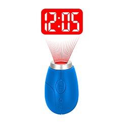 preiswerte Ausgefallene LED-Beleuchtung-BRELONG® 1pc Wecker LED-Nachtlicht / Smart Nachtlicht Rot Knopf Batteriebetrieben Einfach zu tragen / Kabellos <5 V